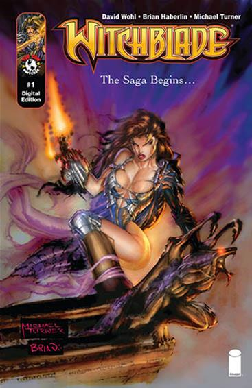 Witchblade volume 1 Le début