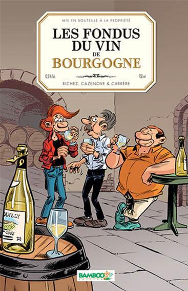 Les Fondus du vin