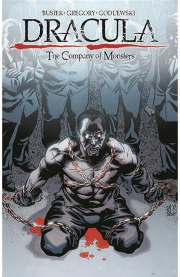 Dracula: LaCompañíade los Monstruos