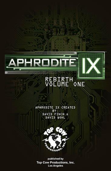 Afrodite  IX Renascimento Volume 1