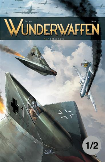 Wunderwaffen:  O piloto do diabo. Vol 1, parte 1/2